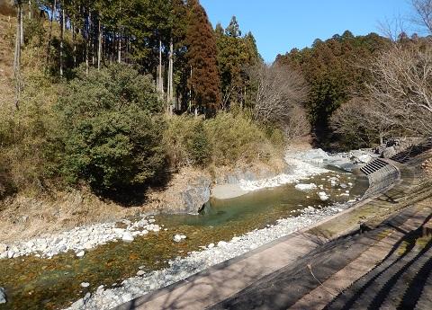 Maenokawa30227aozora