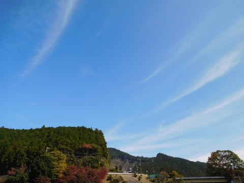 Akizora2020111touge