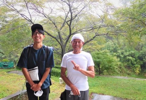 Kankyou2021926genkansaki