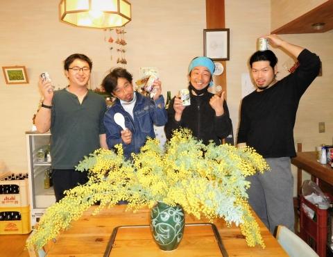 Yoneyama2021320mimoza
